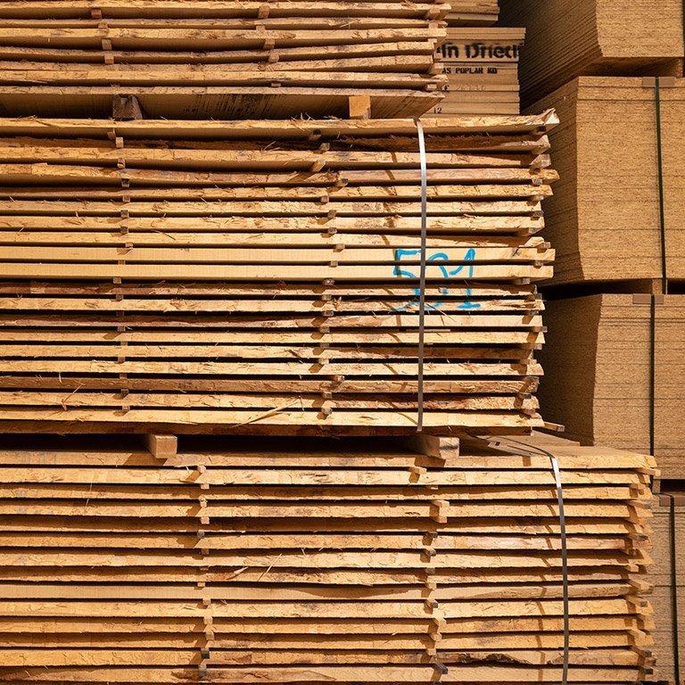 Celle di essiccazione - Le nostre lavorazioni - Legnami Paganoni