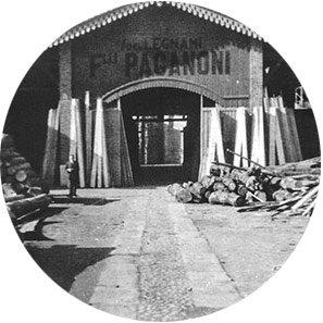 Paganoni Legnami - La storia dell'azienda